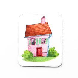 Maison rose Ouikili