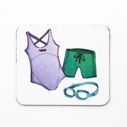 Magnet natation ouikili