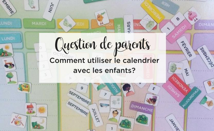 Calendrier Pour Avoir Un Garcon.Question De Parents Comment Utiliser Un Calendrier Pour