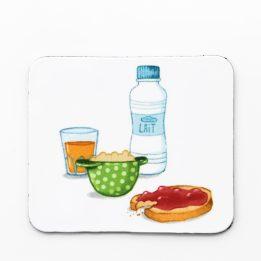 Magnet petit dejeuner Ouikili