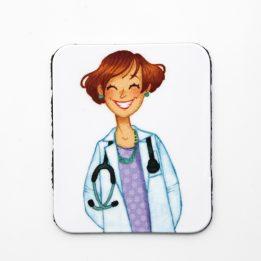 Magnet pédiatre Ouikili